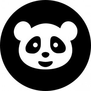 google-panda-simbolo-circular_318-64427